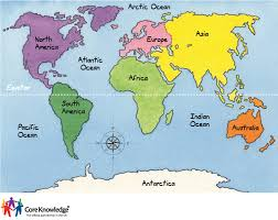 geography map knowledge uk image library year four