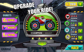 monster truck nitro games monster wheels kings of crash android apps on google play