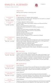 computer networking resume system admin resume doc templates windows sample network in 15
