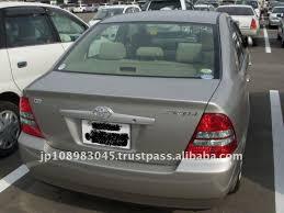 used car from toyota toyota corolla sedan japanese used car buy toyota corolla toyota