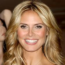 what face shape heidi klum look spectacular in spectacles