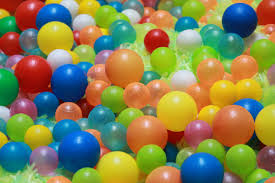 assorted color plastic balls free image peakpx