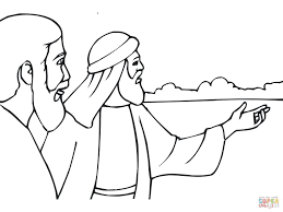 isaiah the prophet coloring page free printable coloring pages