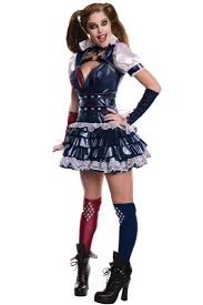 glamorous witch costume harley quinn dc comic costume