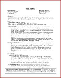 Sample Resume For Experienced Civil Engineer by 14 Student Resume Sample No Experience Sendletters Info