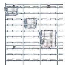 wire mesh hang and stack bins marketlab inc