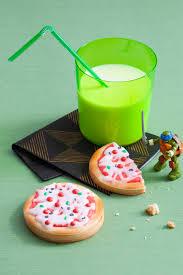 tmnt pizza cookies recipe nickelodeon parents
