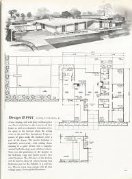 vintage house plans vintage homes mid century homes mid