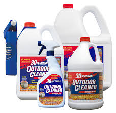 amazon com 30 seconds outdoor cleaner 2 5 gallon concentrate
