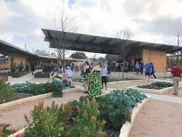 San Antonio Botanical Gardens Events San Antonio Botanical Garden Expands With Culinary Family