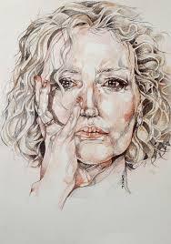 136 best portrait drawings images on pinterest draw art