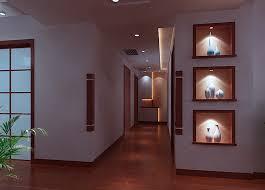 home interior corridor design render night visit http www