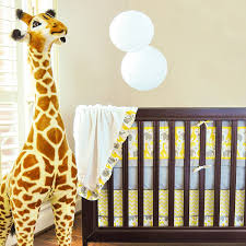 10 Piece Nursery Bedding Sets by Amazon Com Pam Grace Creations Zigzag Safari 10 Piece Crib Set