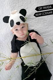 Baby Halloween Costumes Panda Bear Baby Costume Cute Baby Costumes Baby Halloween
