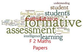 Fa Fa 2 Maths Question Papers From Vi To X Classes Mathematics