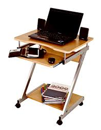Beech Computer Desk by Server Beech Computer Desk Trolley 91756
