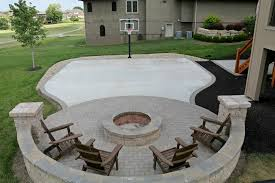 bring the game outdoors picture on cool backyard half court