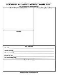 personal statement worksheet free worksheets library download