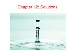 modern chemistry chapter 12