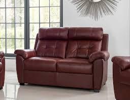 retro leather sofas sofa fascinating 2 seat leather sofa toscana seater a ss 1 cream