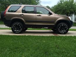 block lift kit for cr v 2002 2006
