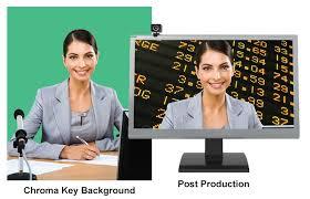 Video Backdrops Chroma Key Backgrounds Draper Inc
