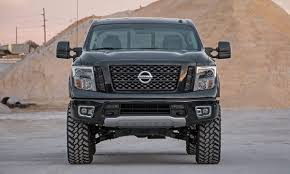 nissan xterra lifted rough country 6 u2033 lift for the 2016 nissan titan xd u2013 nissan race shop