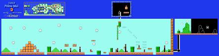 Super Mario Bros 3 Maps Revned U0027s Video Game Maps Super Mario Bros 3