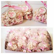 popcorn favor bags favor bags baby shower favors bridal shower favors popcorn favor