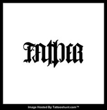 comments off on outstanding ambigram font tattoo for men u0027s chest