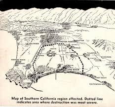 Map Of Long Beach 1933 Long Beach Earthquake On March 10 1933 A Magnitude U2026 Flickr