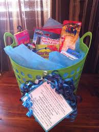 college gift baskets simply inspired handmade crafts college survival gift basket