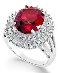 rings ruby images Ruby rings macy 39 s 5,0&a