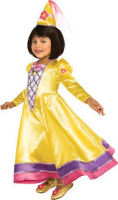 Fairy Princess Halloween Costume Amazon Dora Explorer Magic Fairy Princess Child Costume