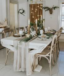dining room table cloth christmas tablecloth design and decoration ideas christmas