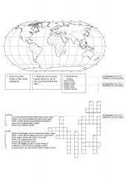 english teaching worksheets geography