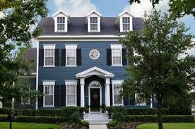 what color would you paint your house colonial paint colors