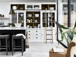how to clean howdens matt kitchen cupboards chic stylish and modern white kitchen ideas livingetc