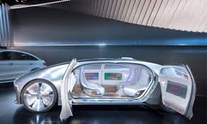 real futuristic cars the car of the future will be all electric and self driving ecowatch