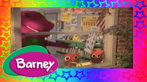 Barney And Backyard Gang Barney And The Backyard Gang Episode 6 Barney Goes To Youtube