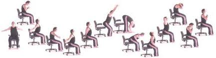Chair Yoga Poses Chair Yoga Guides Tribesports