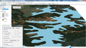 Maricopa Gis Maps Simulation Flood With 3d Youtube