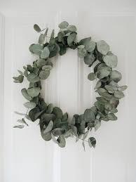 eucalyptus wreath eucalyptus wreath various wreath ideas