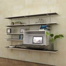 Wall Mounted Folding Shelf Sale Item Wall Mounted Fold Down Desk With Shelves U2013 Modern Shelving