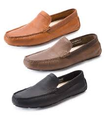 ugg mens sandals sale ugg s leather hendrick driving mocs shoes shoes