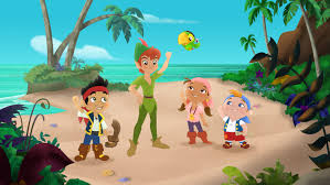 disney channel press release jake and the never land pirates