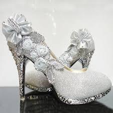 cheap silver wedding shoes cheap wedding bridal shoes silver wedding shoes