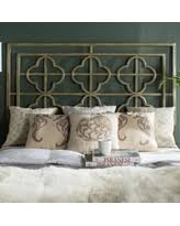 Silver Metal Headboards by Check Out These Scary Good Bargains On Safavieh Fox6215c K Metal