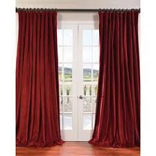 Red Curtains Ikea Red Velvet Curtains Ikea House Pinterest Red Velvet