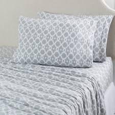 dara collection soft polar fleece sheet set home fashion designs